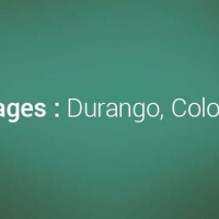 Voyages : Durango, Colorado